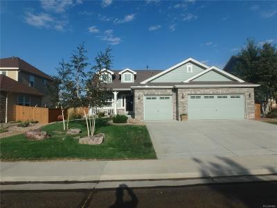 Thornton Single Family Home Active: 15075 Fillmore Way