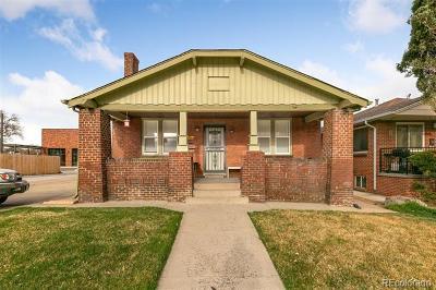 Denver Income Active: 1511 Harrison Street