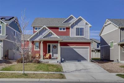 Denver Single Family Home Active: 4647 Walden Way