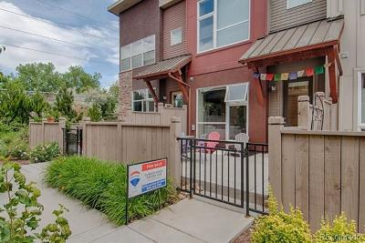 Boulder Condo/Townhouse Active: 4190 Longview Drive