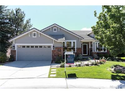 Highlands Ranch Single Family Home Active: 2180 Creekside Point