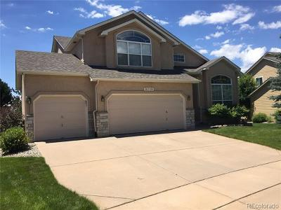 Briargate Single Family Home Active: 9210 Chetwood Drive
