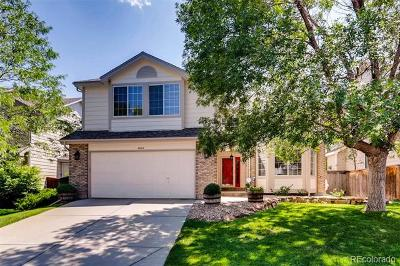 Highlands Ranch Single Family Home Active: 6942 Edgewood Drive