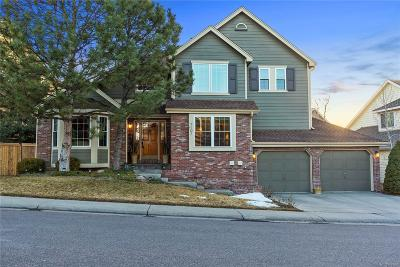 Highlands Ranch Single Family Home Under Contract: 7107 Chestnut Hill Street