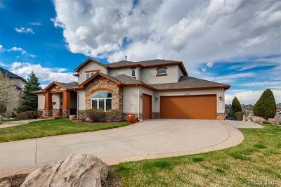 Arvada Single Family Home Active: 13757 West 76th Place