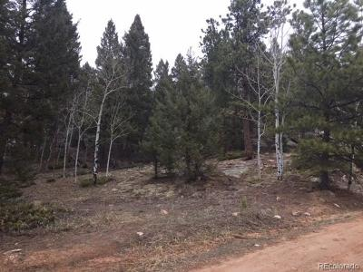 Conifer Residential Lots & Land Under Contract: 30589 Hood Road