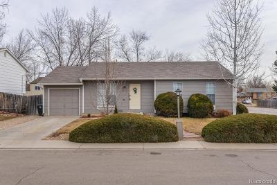 Longmont Single Family Home Active: 2300 Sherman Street