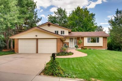 Arvada Single Family Home Active: 7020 Pierson Street