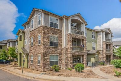 Castle Rock Condo/Townhouse Under Contract: 1560 Olympia Circle #305