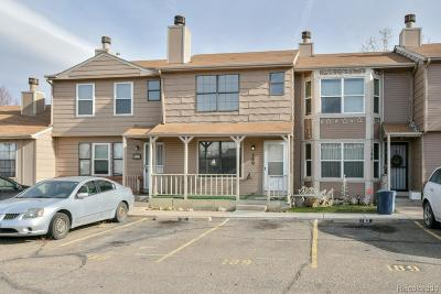 Adams County Condo/Townhouse Active: 8144 Washington Street #189