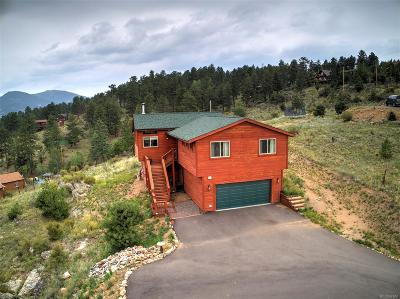 Park County Single Family Home Active: 135 Overlook Drive