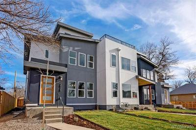 Englewood Condo/Townhouse Under Contract: 2920 South Delaware Street