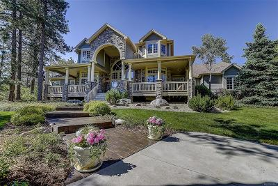 Larkspur CO Single Family Home Active: $975,000