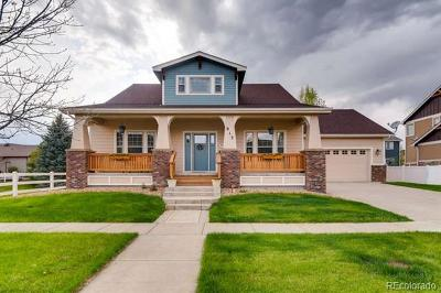 Berthoud Single Family Home Active: 913 Wilshire Drive