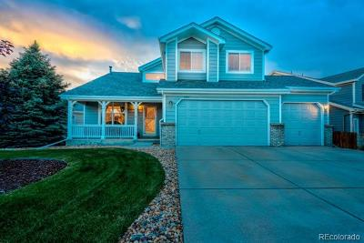 Castle Rock Single Family Home Active: 4193 Black Feather Trail