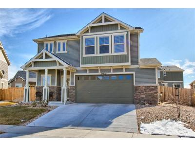 Commerce City Single Family Home Under Contract: 10538 Worchester Street