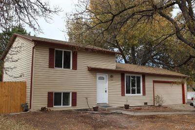 Aurora Single Family Home Active: 3103 South Helena Street