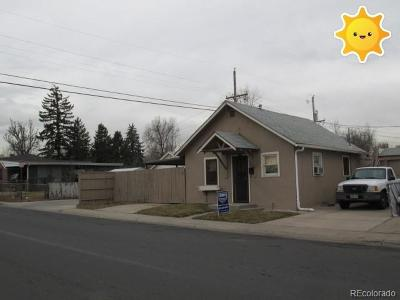 Westwood Single Family Home Active: 665 South Hazel Court