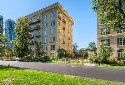 Denver Condo/Townhouse Active: 25 North Downing Street #2-405