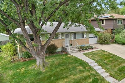Boulder Single Family Home Active: 4550 Brookfield Drive