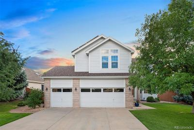 Littleton Single Family Home Under Contract: 8875 Goosander Way