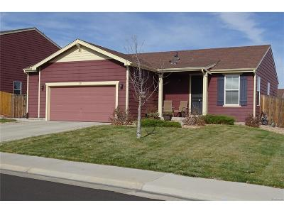 Lochbuie Single Family Home Under Contract: 321 Shenandoah Way