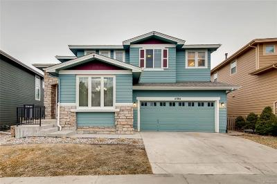 Highlands Ranch Single Family Home Under Contract: 10784 Mountshire Circle