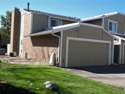 Aurora Condo/Townhouse Active: 2782 South Lansing Way