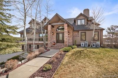 Golden Single Family Home Active: 98 Indian Paintbrush Drive