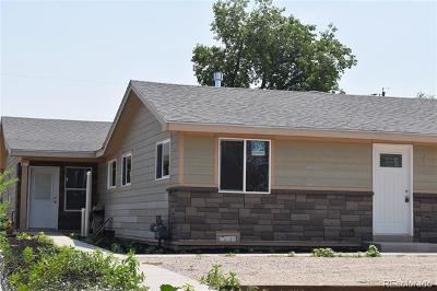 Commerce City Single Family Home Active: 6820 Niagara Street
