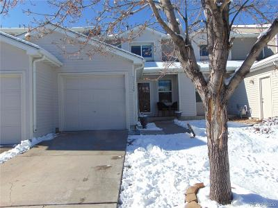 Northglenn Condo/Townhouse Under Contract: 11119 Claude Court
