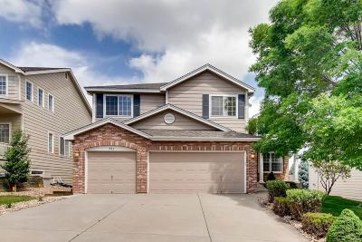 Castle Pines Single Family Home Active: 791 Deer Clover Circle