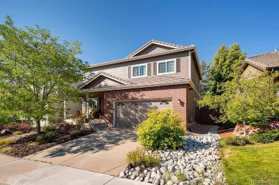 Highlands Ranch Single Family Home Active: 10165 Fawnbrook Lane