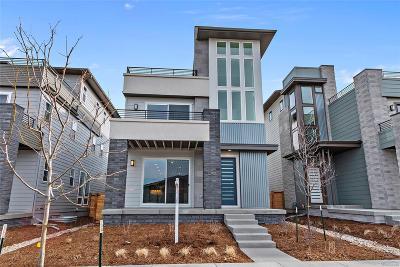 Stapleton Single Family Home Active: 5900 Boston Street