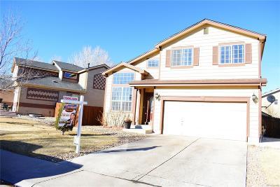 Denver Single Family Home Active: 14419 East 48th Avenue