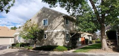 Aurora Condo/Townhouse Active: 3902 South Atchison Way #F