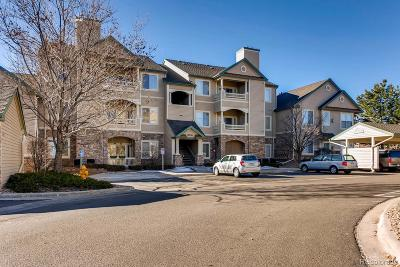 Deer Creek Condo/Townhouse Under Contract: 8338 South Independence Circle #203
