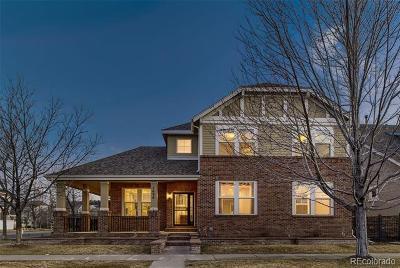 Denver Single Family Home Active: 7694 East 9th Avenue