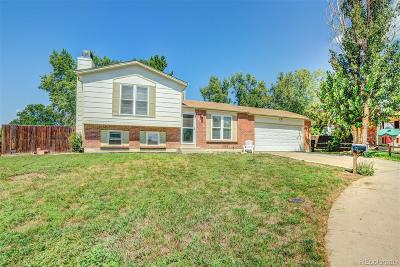 Thornton Single Family Home Active: 4973 East 111th Place