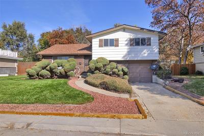 Arvada Single Family Home Under Contract: 9035 Cole Drive