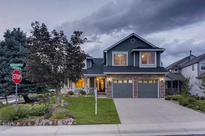 Highlands Ranch Single Family Home Active: 2565 Spring Hill Court