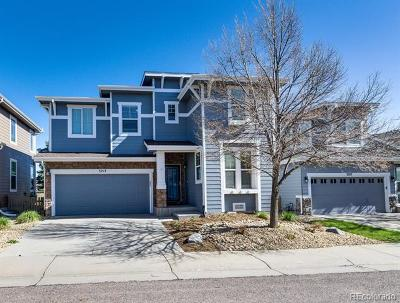 Highlands Ranch Single Family Home Active: 3213 Green Haven Circle
