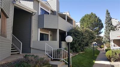 Aurora Condo/Townhouse Active: 922 South Walden Street #106