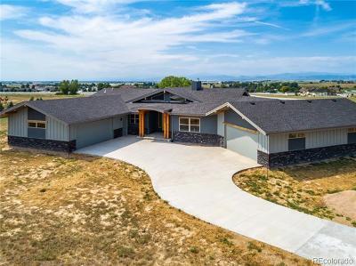 Severance Single Family Home Active: 39749 Hilltop Circle