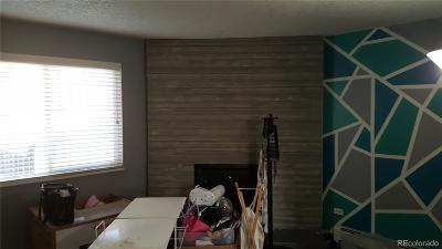 Lakewood CO Condo/Townhouse Under Contract: $190,000