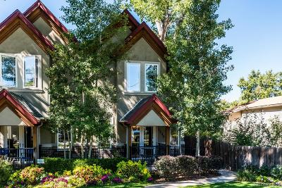 Condo/Townhouse Under Contract: 1335 South Logan Street