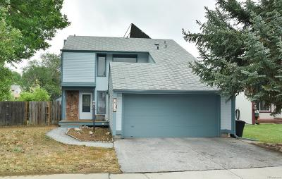 Longmont Single Family Home Active: 1873 Lincoln Drive