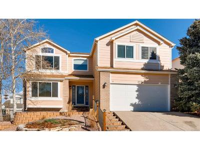 Briargate Single Family Home Under Contract: 2734 Lear Drive