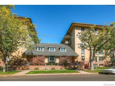 Cap Hill/Uptown, Capital Hill, Capitol Hill Condo/Townhouse Active: 555 East 10th Avenue #7