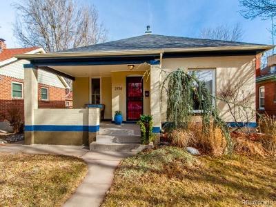 Denver Single Family Home Active: 2936 Osceola Street